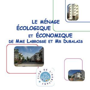 livret entretien logement ecologique