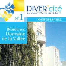 couverture publication diver cité 78 Mantes-la-ville n°1