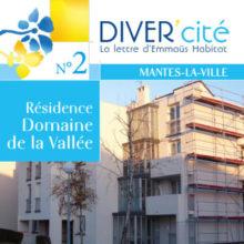 couverture publication diver cité 78 Mantes-la-ville n°2