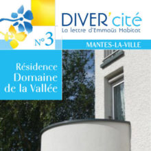couverture publication diver cité 78 Mantes-la-ville n°3