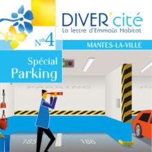 couverture publication diver cité spécial parking