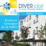 couverture publication diver cité 78 Mantes-la-ville n°5