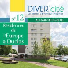 couverture publication diver cité Aulnay-sous-bois n° 12