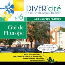 couverture publication diver cité Aulnay-sous-bois n° 6
