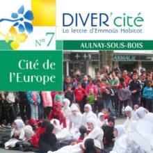 couverture publication diver cité Aulnay-sous-bois n° 7