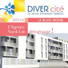 couverture publication diver cité Le Blanc-Mesnil n° spécial