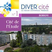couverture publication diver cité Bobigny n°1