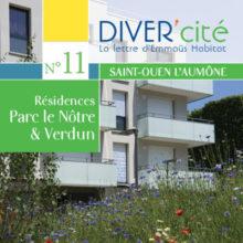 couverture publication diver cité Saint-Ouen-l'Aumône n°11