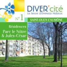 couverture publication diver cité Saint-Ouen-l'Aumône n°1