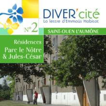 couverture publication diver cité Saint-Ouen-l'Aumône n°2