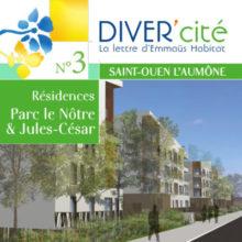 couverture publication diver cité Saint-Ouen-l'Aumône n°3