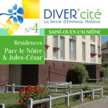 couverture publication diver cité Saint-Ouen-l'Aumône n°4