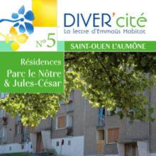 couverture publication diver cité Saint-Ouen-l'Aumône n°5
