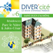 couverture publication diver cité Saint-Ouen-l'Aumône n°6