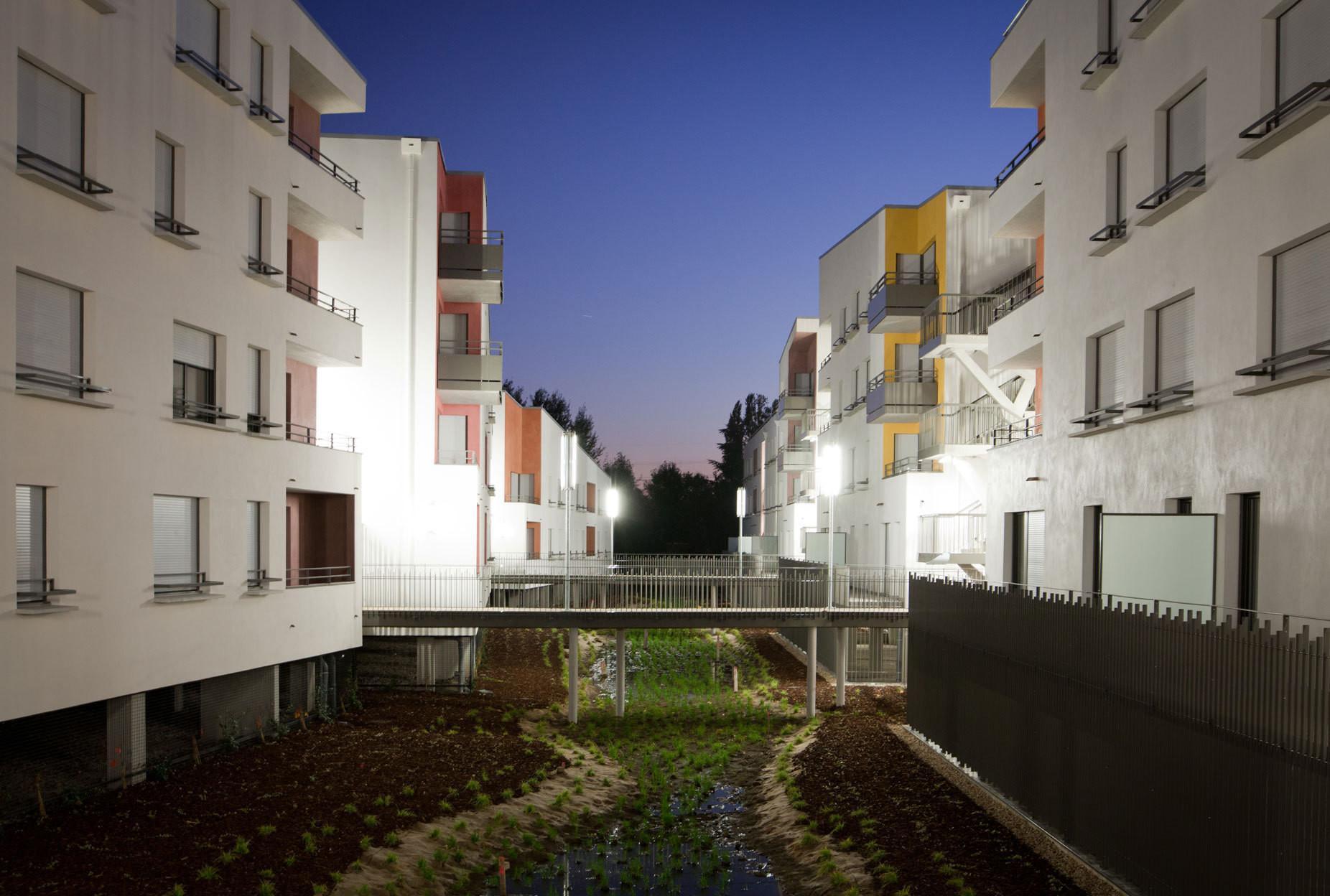 95 310  I  Saint-Ouen l'Aumône  I  Projet de rénovation urbaine