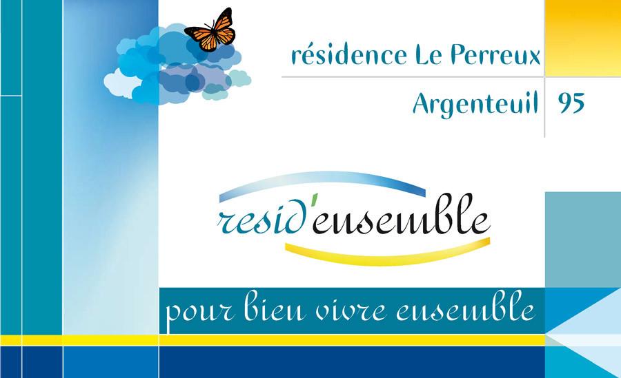 95 100  I  Argenteuil  I  Charte Résid'Ensemble