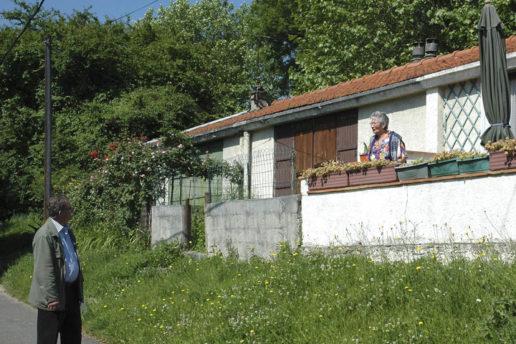 vue logement avant travaux