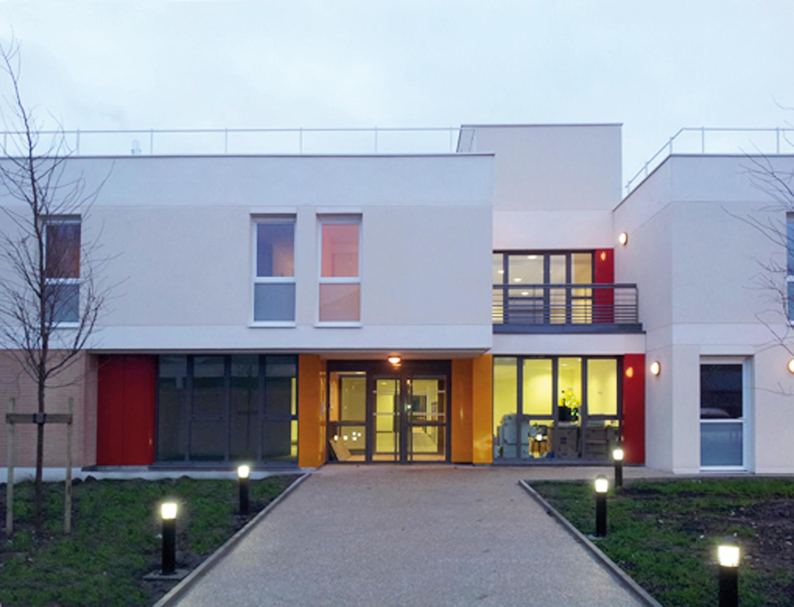 95 240 I Bernes-sur-Oise I Création d'une résidence sociale