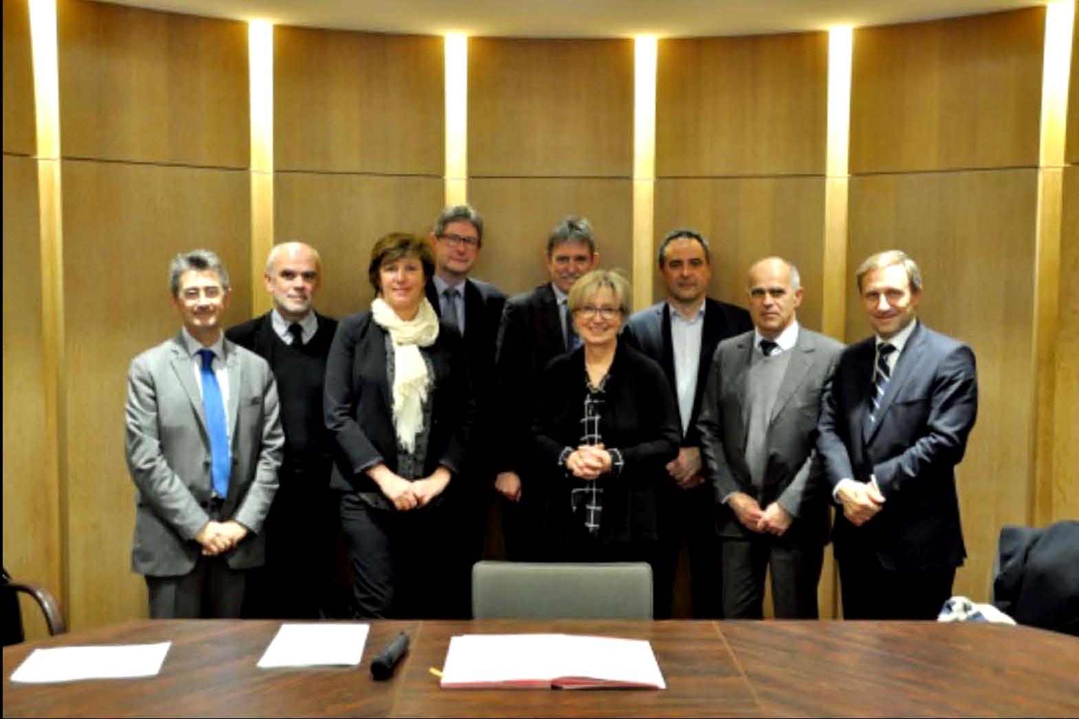 Emmaüs Habitat I Signature d'une Convention Amiante