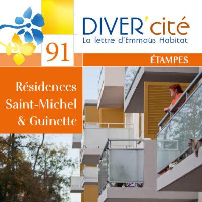 Étampes  I  Saint-Michel & Guinette