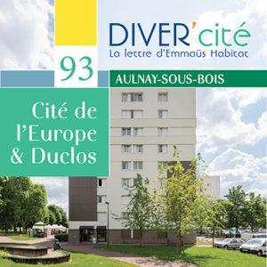Aulnay-sous-Bois  I  Résidences de l'Europe & Duclos