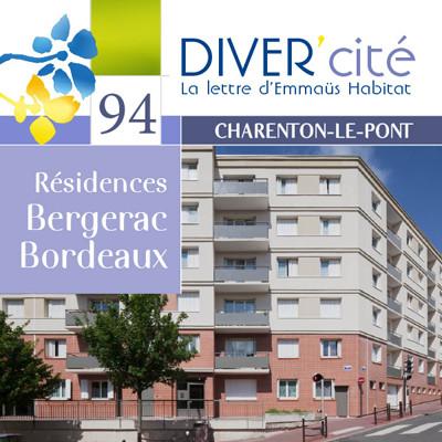 Charenton-le-Pont  I  Bergerac & Bordeaux