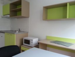 kitchenette d'un logement
