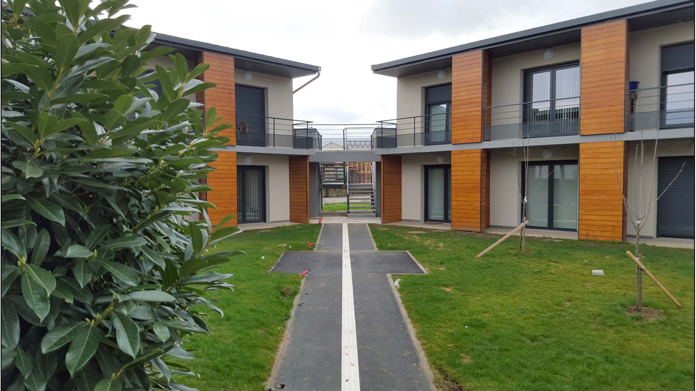 57 245  I  Peltre  I  Extension d'une résidence sociale de 12 logements Communauté Emmaüs