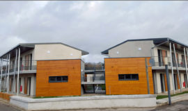 vue d'ensemble du bâtiment