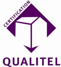 logo certification Qualitel