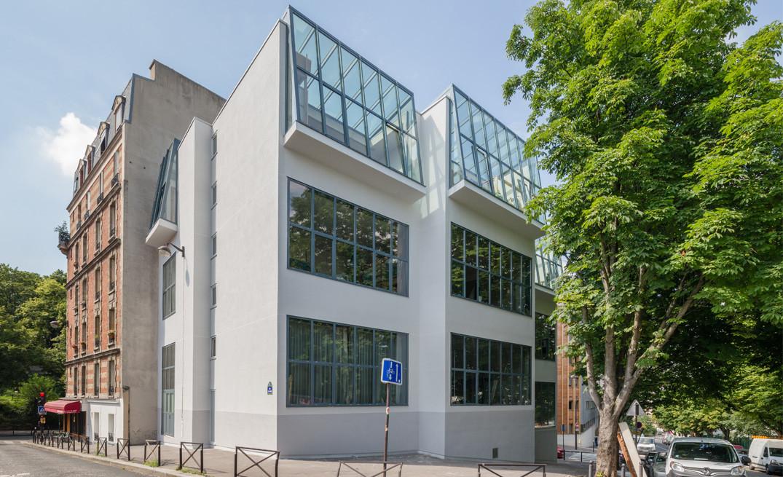 75 020  I  Paris  I  Pruniers  I  Réhabilitation de 12 ateliers d'artistes