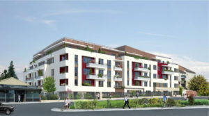 Emmaüs Habitat -Bezons 95 -1ere pierre _PROJET
