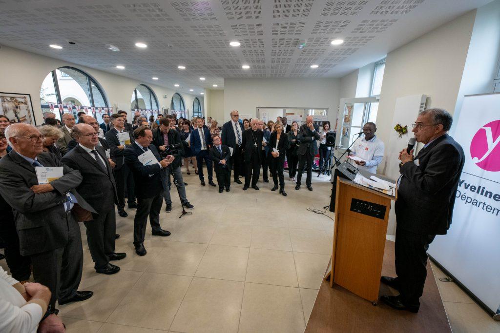 emmaus habitat-inauguration FJT Marcel Callo-Versailles-1