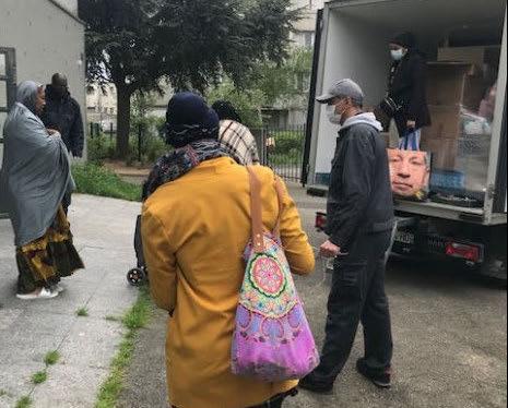 Emmaüs habitat - aide alimentaire - Restos du Cœur